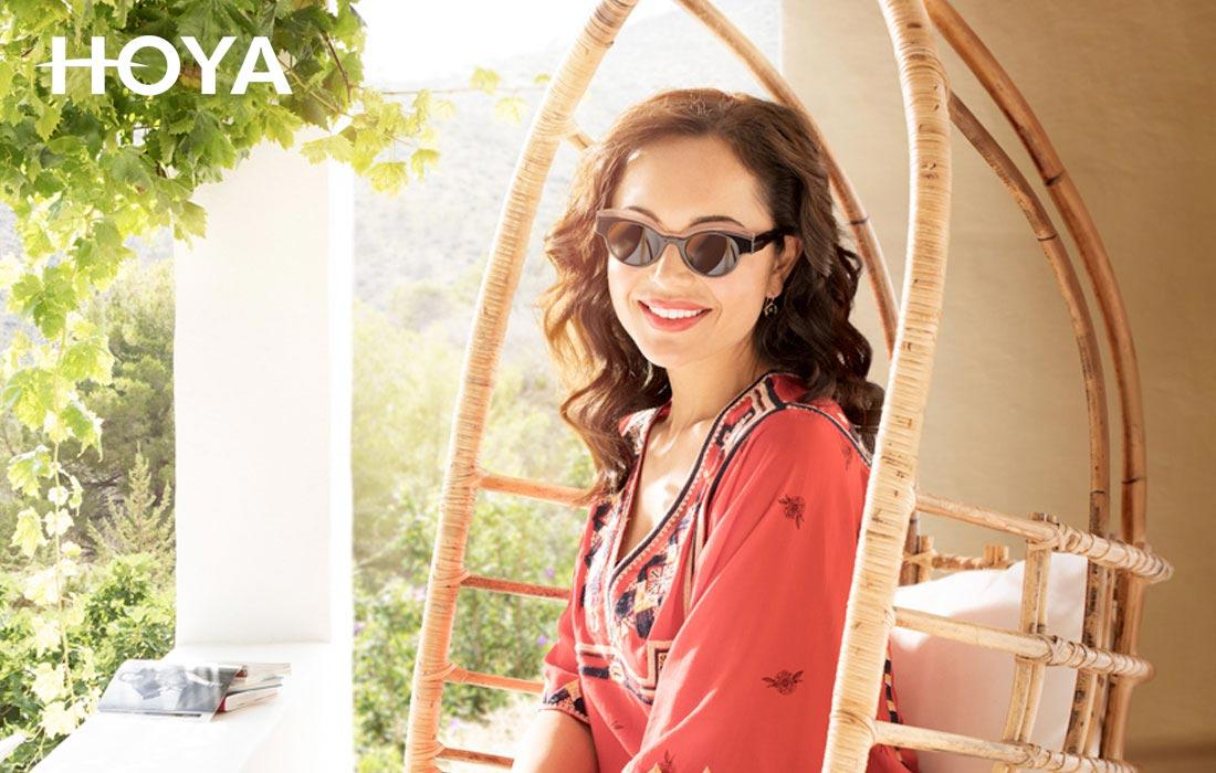 01e27922697263 Bescherm uw zonnebril met een Hi-Vision LongLife coating