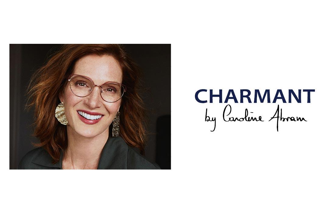 e3c8bd85c2e971 CHARMANT by Caroline Abram  damesbrillen met vleugje glamour ...